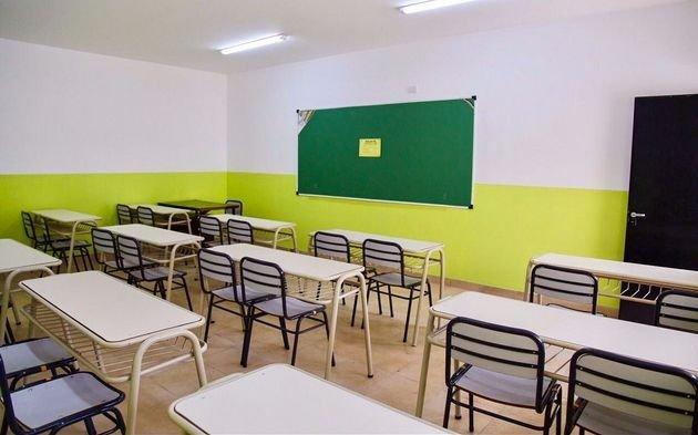 Lanzan mañana un plan de infraestructura para reparar más de 800 escuelas bonaerenses