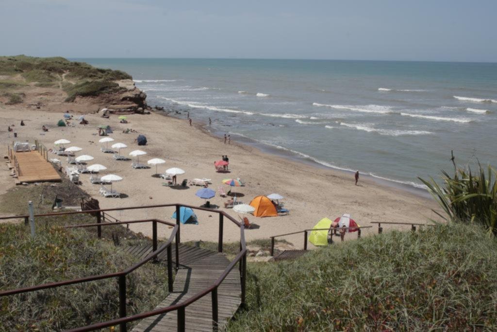 Libertad, libertad, libertad: un día en una playa nudista