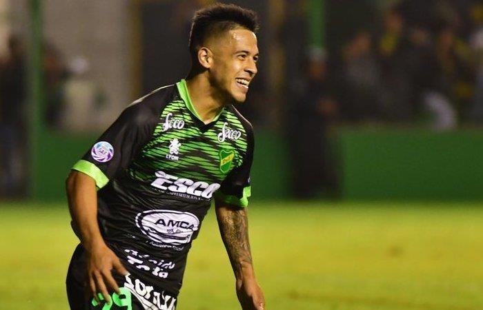 """""""Es un paso importante en mi carrera"""", tiró el flamante refuerzo de San Lorenzo"""