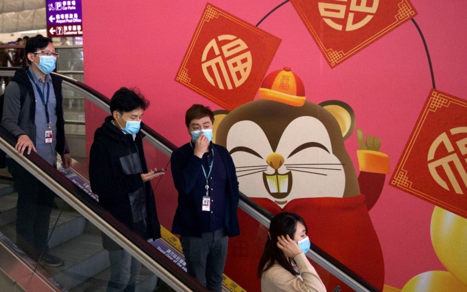 Ya son  17 los muertos y centenares los infectados con el virus chino: creen que puede mutar