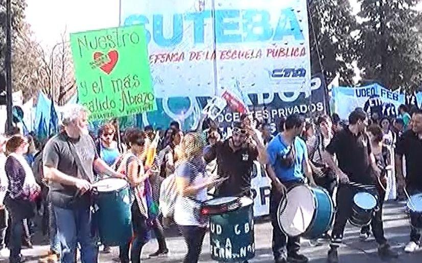 Los docentes bonaerenses, atentos a la oficialización de la paritaria nacional