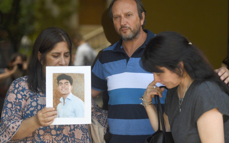 """Crimen en Gesell: el padre de Fernando dijo que espera """"que la Justicia haga su trabajo"""""""