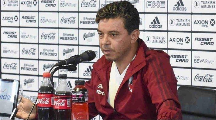 """Marcelo Gallardo, auténtico: """"Me hubiera encantado jugar en este equipo de River"""""""