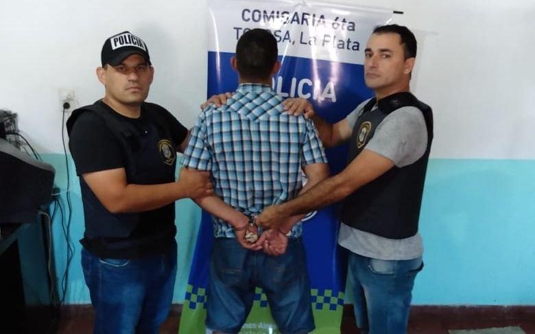 Detuvieron al acusado de prender fuego a un joven en La Plata