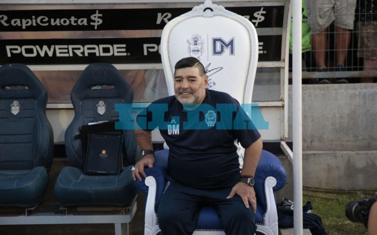 El sillón para el Diez