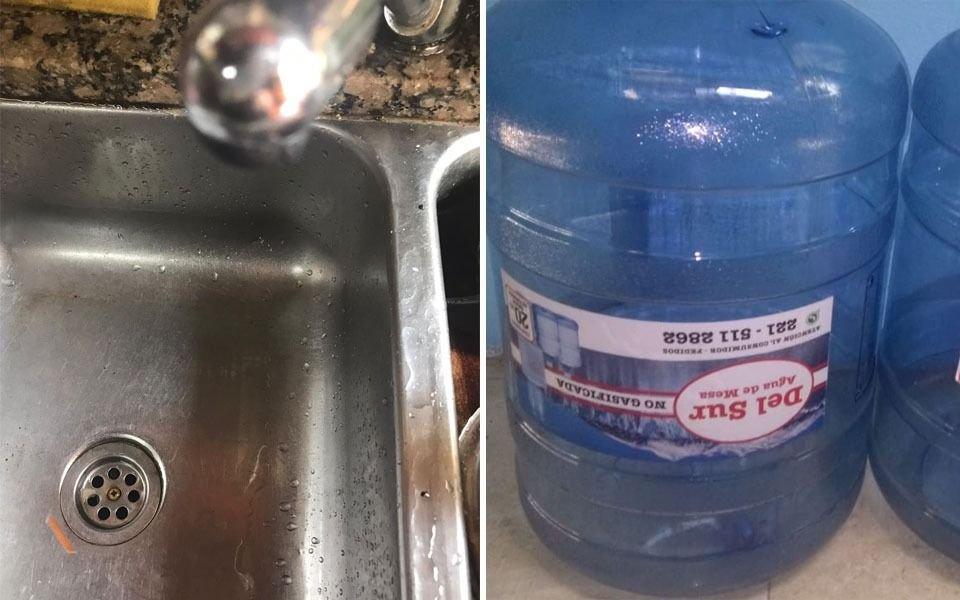 Crece la bronca de los vecinos ante la falta de agua en distintos barrios de La Plata