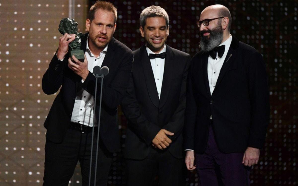 """""""La odisea de los giles"""" ganó el premio Goya a la mejor película iberoamericana"""