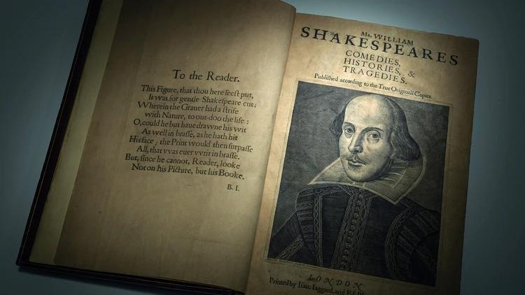Subastarán un histórico ejemplar de Shakespeare del siglo XVII