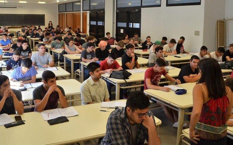 Actividad universitaria: arrancan este lunes los nuevos cursos de ingreso en distintas facultades