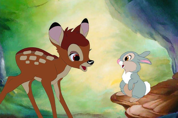 Disney volverá a matar a la mamá de Bambi