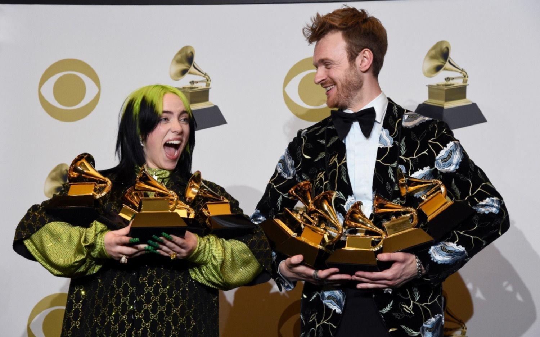 La noche de los Grammy, copada por la nueva ola de la música
