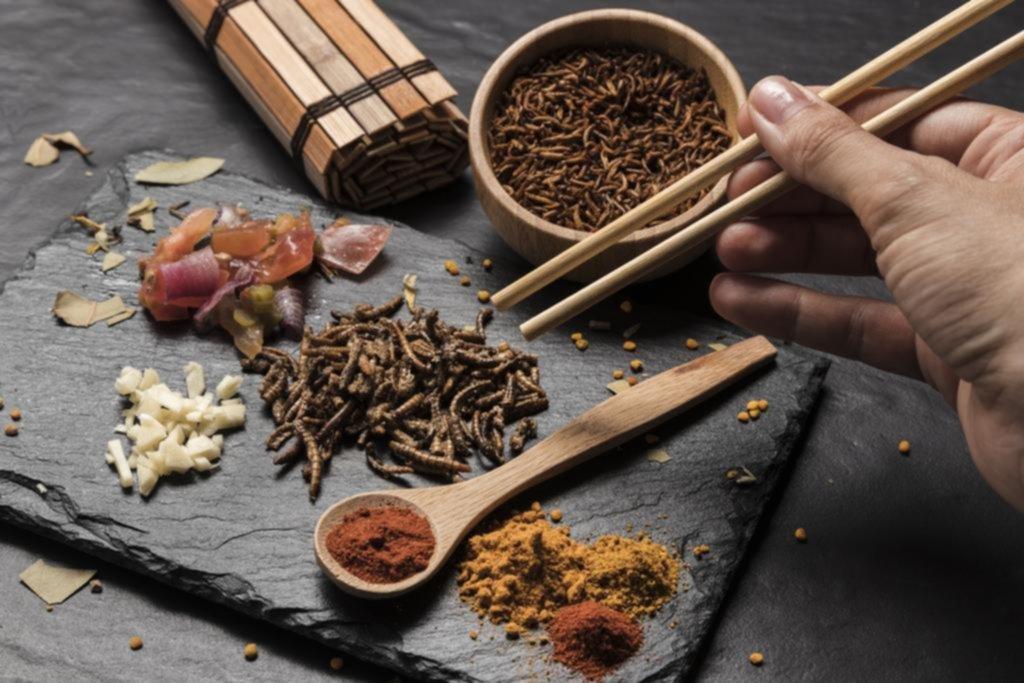 Tendencias: insectos al plato, la comida del futuro que ya se está probando en el país