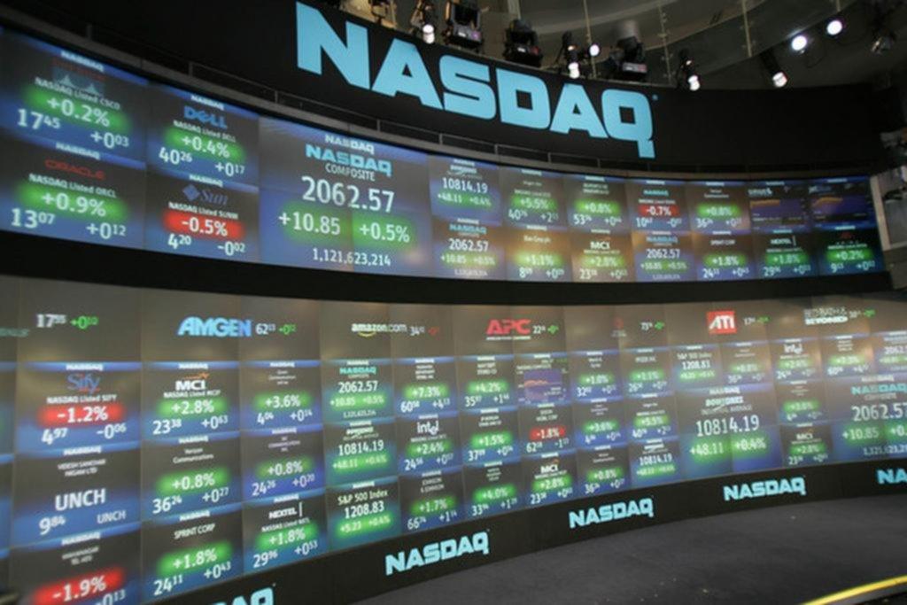 Las bolsas del mundo llegaron a niveles récord mientras la economía global se hundía