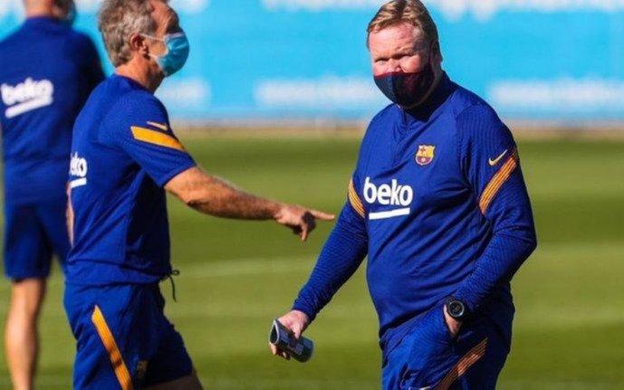 ¿Qué pasó?: Lio Messi no estuvo en la práctica del Barcelona de esta mañana