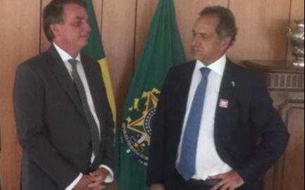 Bolsonaro garantizó las exportaciones de trigo argentino a Brasil