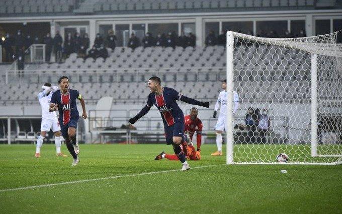 Icardi marcó en la consagración de París Saint Germain para el primer título de Pochettino