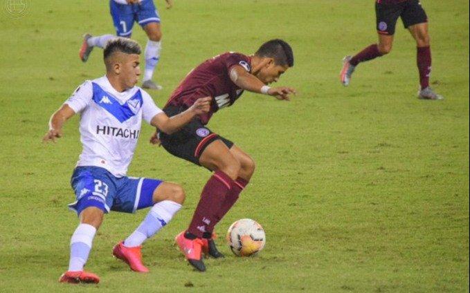 Lanús se consagró finalista de la Copa Sudamericana al golear a Vélez