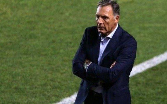 """Miguel Russo: """"Soy el responsable y me hago cargo de todo"""", dijo tras la derrota de Boca"""