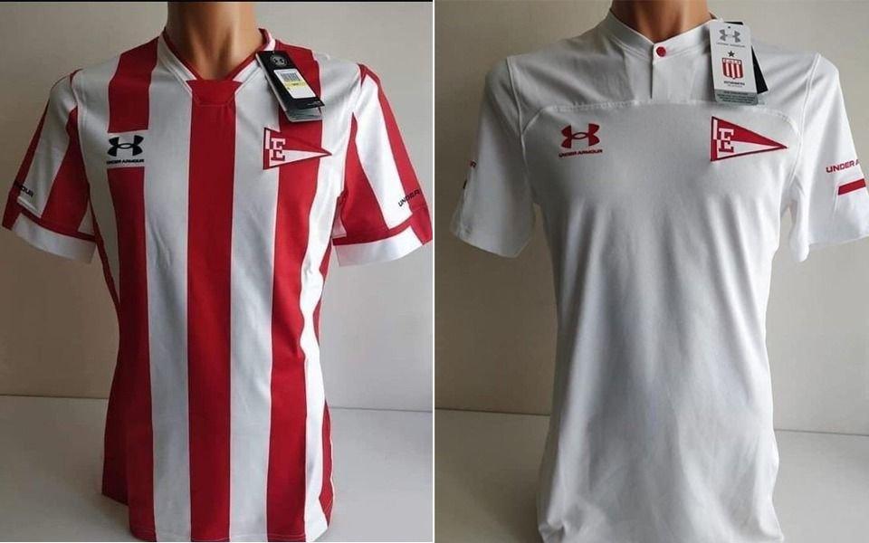 Se filtraron las nuevas camisetas de Estudiantes: ¿qué te parecen?