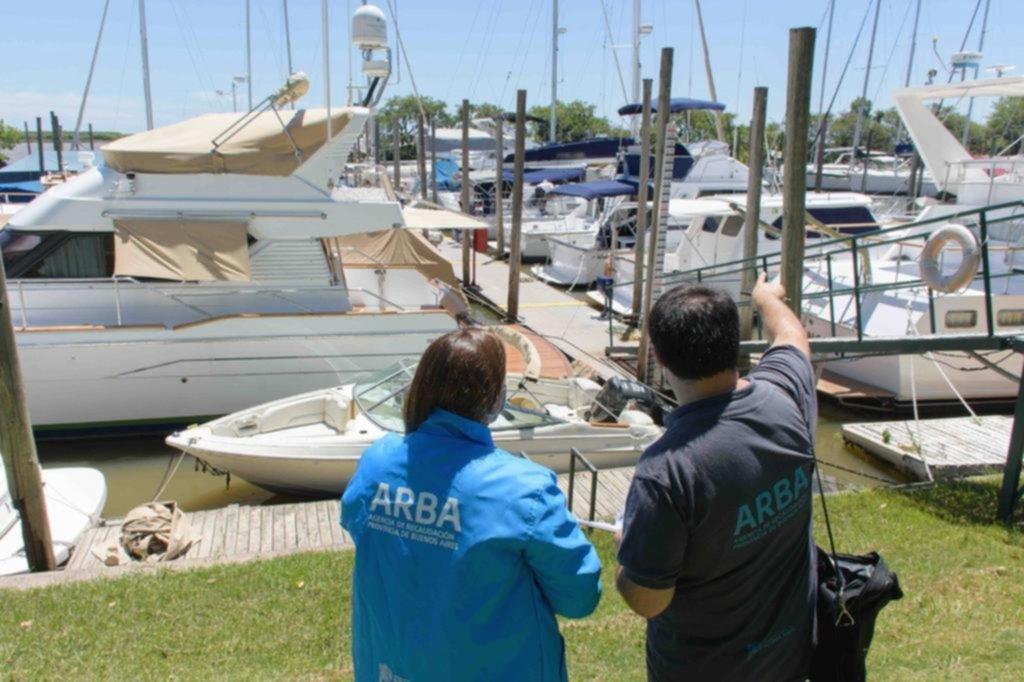 """Hay dueños de embarcaciones que """"hacen agua"""" a la hora de pagar los impuestos provinciales"""