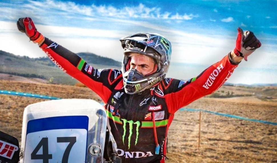 ¡Histórico! Benavídes en motos, y Andújar en cuatriciclos, campeones del Dakar 2021