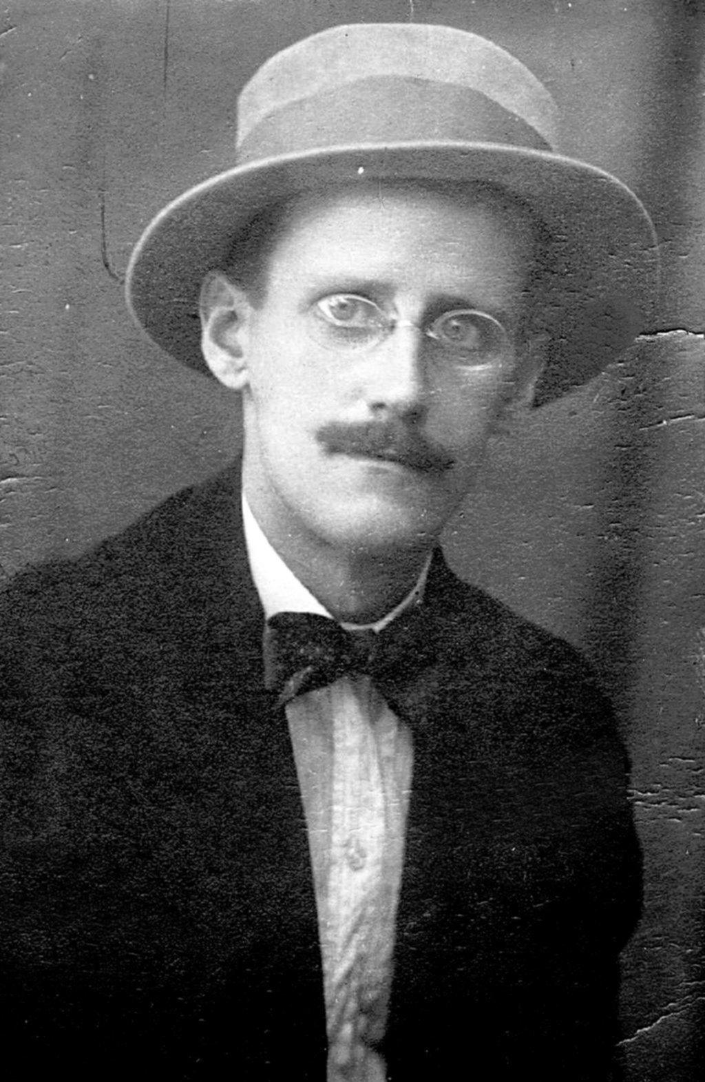 Joyce, el irlandés influyente en la literatura argentina del siglo XX