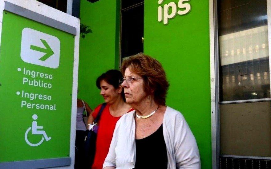 Se conoció el nuevo cronograma de pago a jubilados y pensionados del IPS