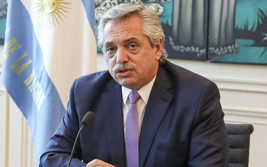 Alberto Fernández participará del Foro Económico de Davos
