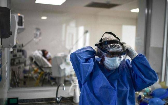 Argentina volvió a tener más de 400 muertes en un día por coronavirus