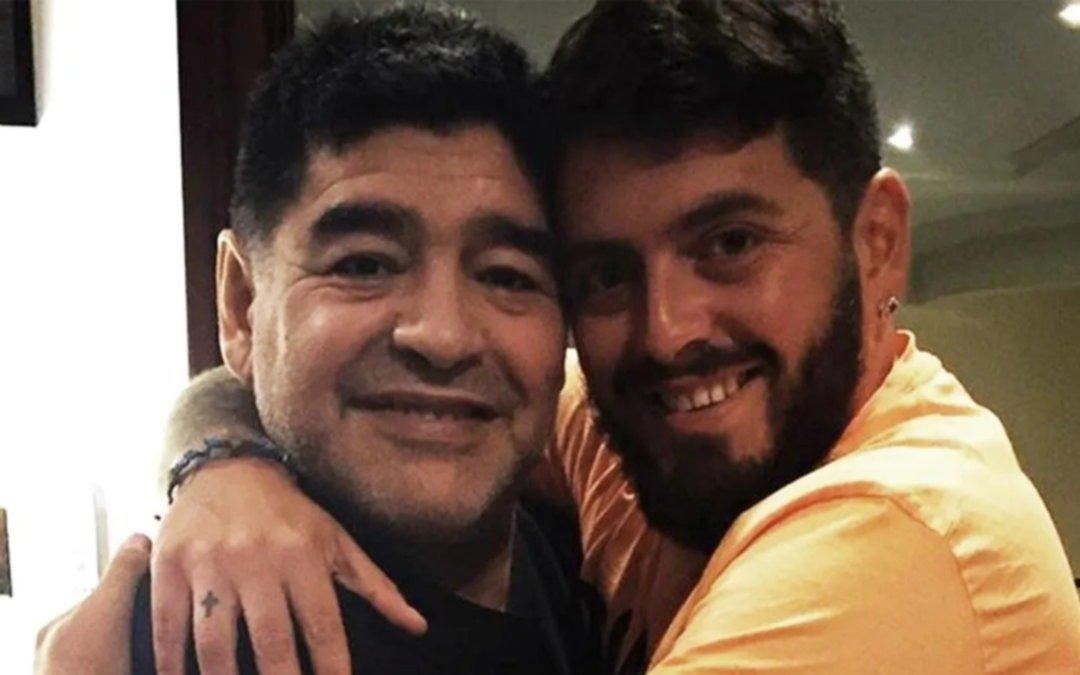 """Diego Maradona Jr.: """"Esta semana Morla va a rendir cuentas"""""""