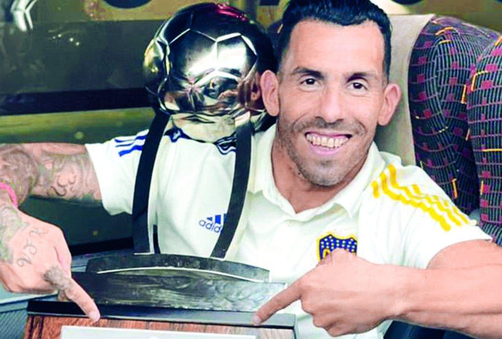 """Tevez confirmó que seguirá en Boca: """"no cometeré dos veces el mismo error"""""""