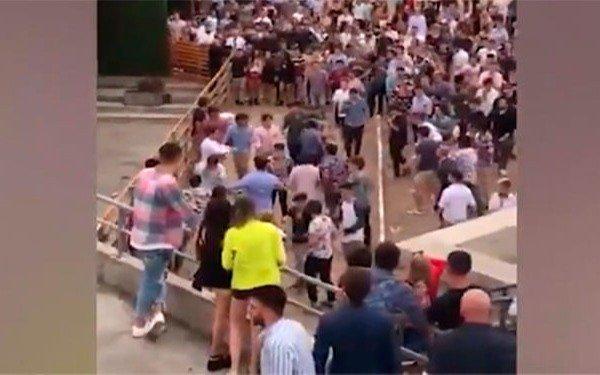 Un joven turista está grave tras una pelea en el VIP de un boliche marplatense