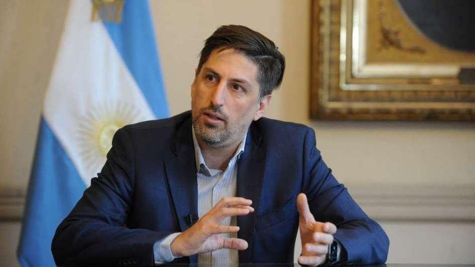 """Trotta a los gremios: """"En la mitad de las provincias apoyaron la presencialidad"""""""