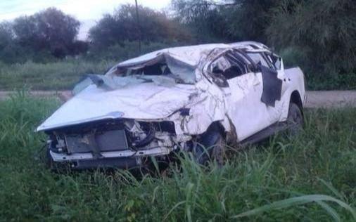 Tragedia en Santiago del Estero: 4 mujeres muertas tras el vuelco de una camioneta
