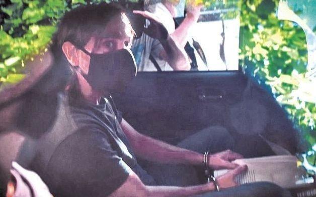 Confirmaron la detención al marido de Piparo por el choque de Año Nuevo