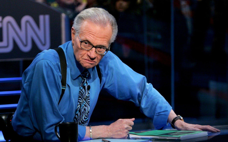 Falleció por coronavirus Larry King, el legendario presentador televisivo