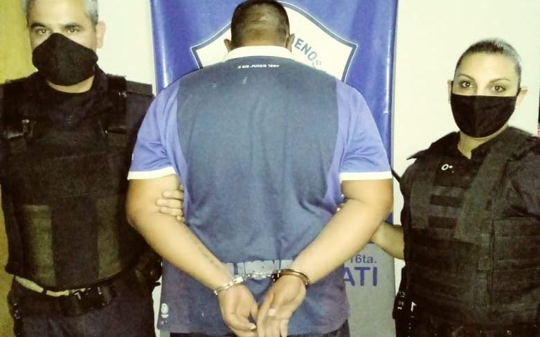 Lo detienen acusado de golpear a su hijastra de 15 años hasta desfigurarle el rostro
