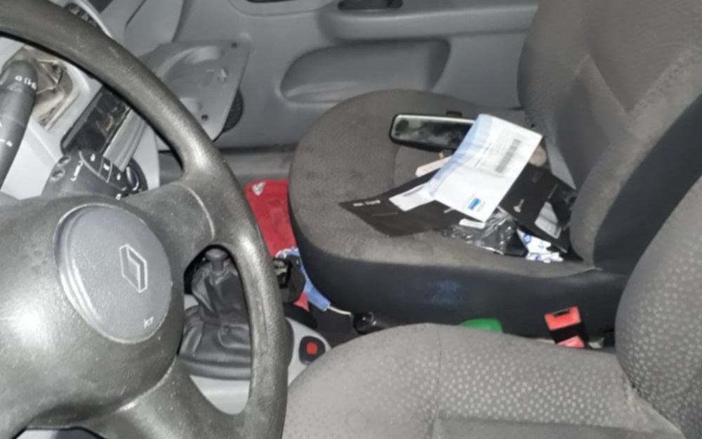 Quiso robar un auto estacionado cerca del estadio de Estudiantes y terminó preso