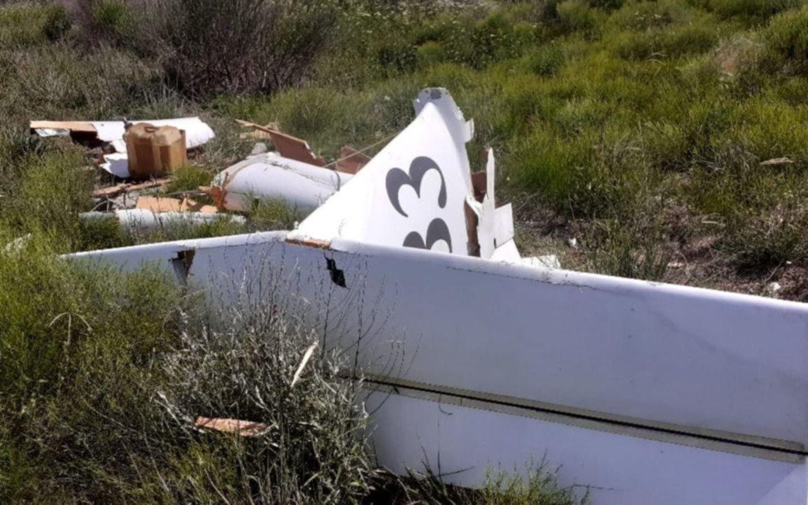 Cayó una avioneta en Santa Fe: murió el piloto en el acto