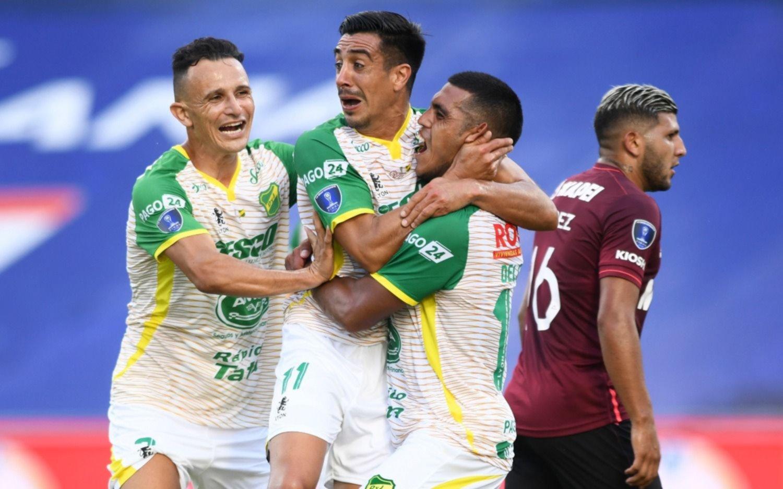 Así quedó la clasificación de equipos argentinos a la próxima Libertadores y Sudamericana