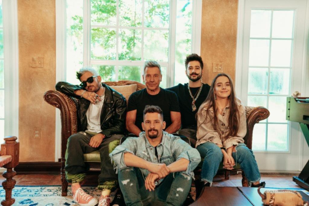 El clan Montaner: los Kardashian latinos rendidos a la gracia de Dios
