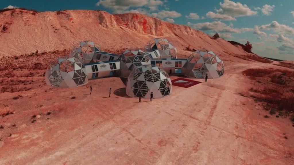 Marte en Argentina, un experimento para poder viajar al planeta rojo