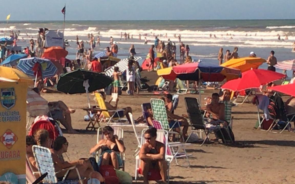 Verano en la Provincia: más de tres millones de turistas