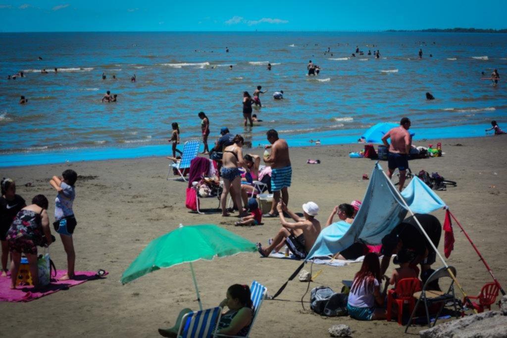 La Ciudad, al rojo vivo: la ola de calor se prolonga y el termómetro treparía a 35ºC