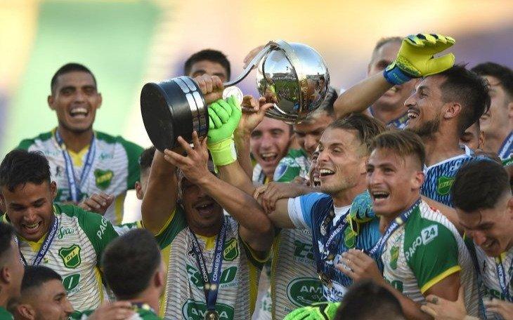 El premio en dólares que recibe el flamante ganador de la Copa Sudamericana