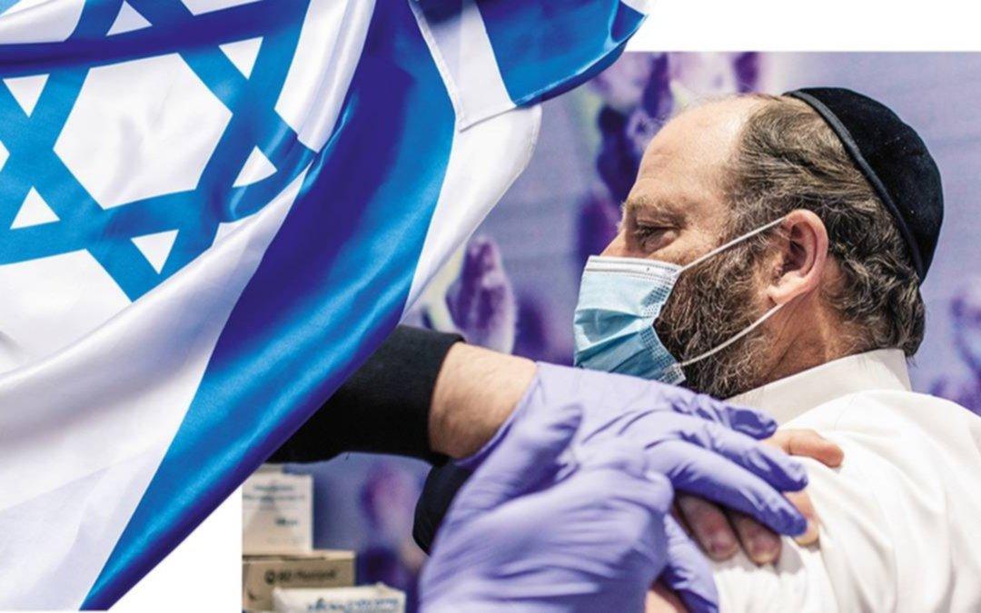 Israel detectó una caída del 60% en hospitalizaciones de adultos mayores luego de tres semanas de vacunación