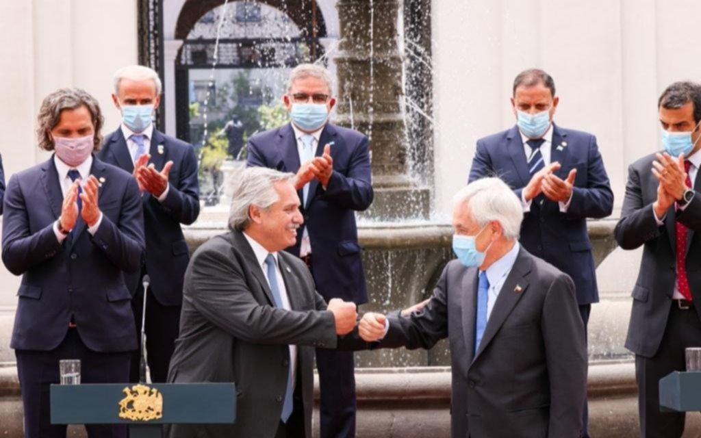 Argentina firmó con Chile proyectos para impulsar la conectividad regional con ARSAT