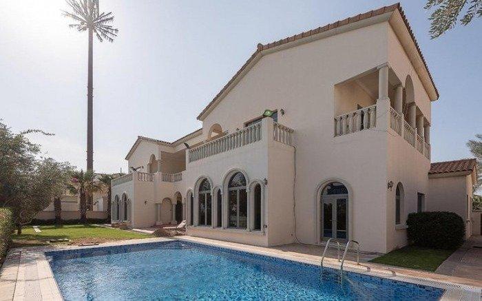 En alquiler: cuánto cuesta pasar la noche en la mansión que tenía Maradona en Dubai