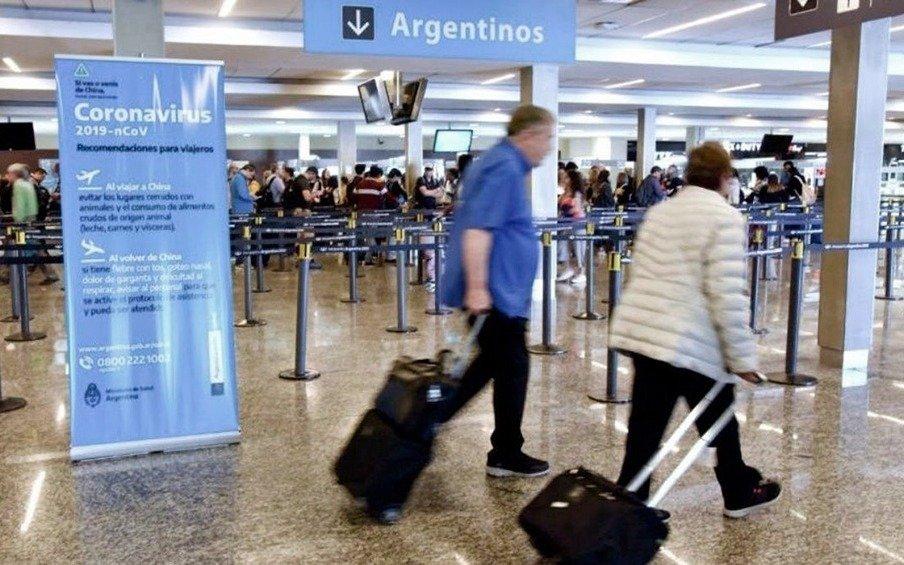 Restricción de vuelos internacionales: qué pasará con los que tienen pasajes comprados