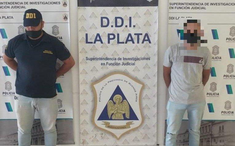 Se entregó uno de los sospechosos del robo a Carolina Piparo en Año Nuevo: quedó detenido